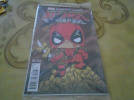 Deadpool #1 Variant Comic Book Marvel Collector Corps February - $2.85