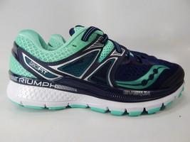 Saucony Triumph ISO 3 Size 6 M (B) EU 37 Women's Running Shoes Blue S10346-5 - $62.52