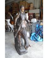 """Mountain Man, Giant, By Remington Bronze Statue -  Size: 57""""L x 221""""W x ... - $6,900.00"""