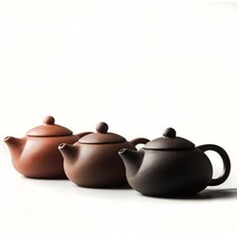 Chinese Teapot Cup Ceramic Bottle Porcelain Clay Accessories Kettle Tea ... - £15.32 GBP
