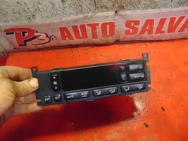 02 01 00 99 98 Lincoln Continental heater temperature climate control sw... - $39.59