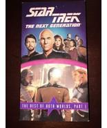 Star Trek~The Next Generation~The Best Of Both Worlds, Part I~ Episode 7... - $4.85