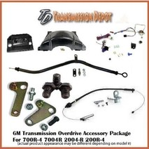 GM Transmission Accessory Package Only (2004-R, 200R4, TH200, 700R4, 7004R) - $429.00