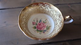 Rare Aynsley Flower Teacup Great Condition image 1