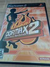 Sony PS2 DDRMAX 2: Dance Dance Revolution image 1
