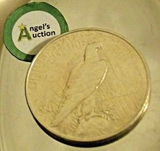Uncirculated Liberty Peace Silver Dollar 1922 AA20-CND7008 image 5