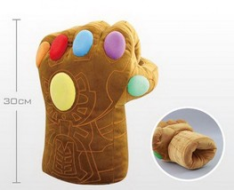 Hot Toys Avengers Infinity War Thanos Infinity Gauntlet Plush Doll Limit... - $79.00