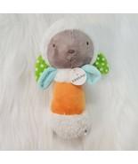 "8"" Hallmark Play Pals Baby Lamb Plush Hand Rattle Squeak Plush Lovey Toy... - $19.97"