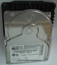 "18GB 10K RPM 3.5"" SCSI 80Pin Drive Quantum QM318200TN-SCA TN18J Free USA Ship"