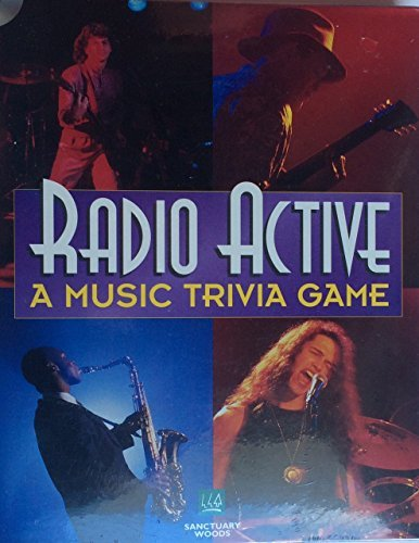 Primary image for Radio Active: A Music Trivia Game