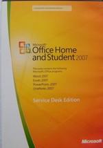 Microsoft Office Home & Student 2007 Service Desk Edition - $17.81