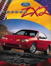 1998 Ford ESCORT ZX2 sales brochure catalog US 98 Cool Hot - $8.00