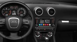 "Audi A3 S3 2003 - 2011 7"" Touch Screen Multimedia Navigation Car Radio Dvd Gps - $494.95"
