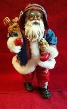 Clothtique Possible Dreams SCN #15033 Christmas Surprise Santa 1994 Mark... - $39.99