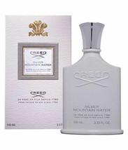 Creed Silver Mountain Water Eau de Parfum For Men 100 ml / 3.4 fl oz - $98.67