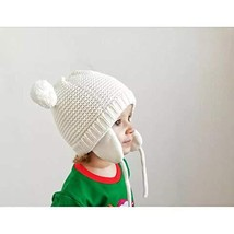 Ryulife Baby Hat 6 to 18 Month Girls Boys Infant Newborn Warm Winter Kin... - $19.34