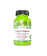 Daily Manufacturing - Tocotrienols Antioxidants - 60 Softgels - $30.00