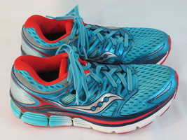 Saucony Triumph ISO Running Shoes Women's Size 7.5 US Excellent Condition - $52.35
