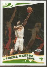 Emeka Okafor Topps Chrome 05-06 #29 Charlotte Bobcats New Orleans Hornets - $0.25