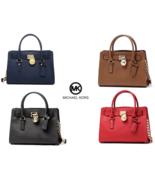 MICHAEL KORS Hamilton Saffiano Medium Bag for Woman with Free Gift - $318.75