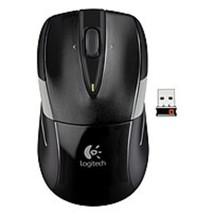 Logitech 910-002696 M525 Wireless Mouse - 2.4 GHz - Optical - Black - ₹2,893.00 INR