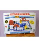 Elenco Snap Circuits Jr Model SC-100 Electronics Projects COMPLETE - $21.49
