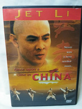 Once Upon a Time in China (DVD, 2001) - $1.98