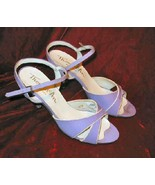 Thom McAn Dress Shoes Heels Pumps 8.5 Bridal - $12.00