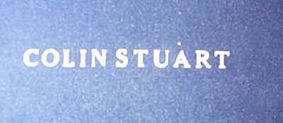 New Blue Colin Stuart Thong Sandals Slippers Sz 11