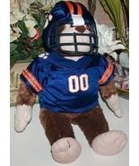 Clemson Tigers Stuffed Talking Monkey Football Souvenir - $25.00