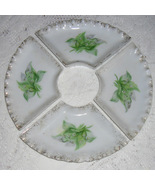 Lefton China 4 stacking ash trays Touch of antique - $20.00