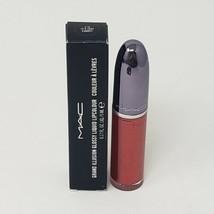 New Authentic MAC Grand Illusion Liquid Lipstick 318 Its Just Candy  - $15.80