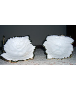 Lefton China mint or nut dishes OR teabag caddies - $12.00
