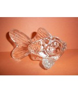 Retired Goebel Kristallglas (Crystal) Goldfish ... - $19.99