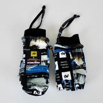 ANALOG Snowboard MARKSMAN Mitt Convertible Fingerless Glove Mitten Sz S EUC - $19.79