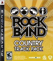 Rock Band: Country Track Pack - Playstation 3 [video game] - $14.58