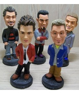 Bobble Heads N Sync Entertainers Lance, JC, Justin, Chris & Joey  - $39.95