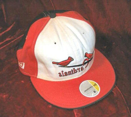 New Era 59fifty St. Louis Cardinals Cooperstown Hat Cap 8
