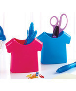 T-Shirt Desktop Holders  Set of 2 Plastic - £7.71 GBP