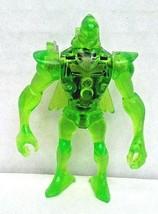 Ben 10 Alien Creation 2in Mini Action Figure Clear Green Ultimate Nanome... - $18.00