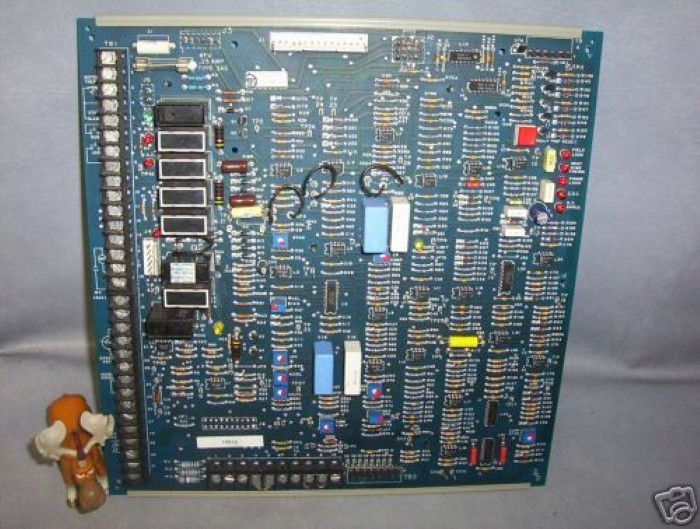 Primary image for Emerson Control Card 2300-4101