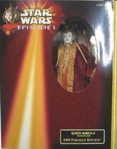 Star Wars Episode I, TPM Queen Amidala Portrait Ed Doll - $24.18