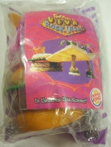 Flintstones Viva Rock Vegas Bronto King Dine and Drive Burger King Toy 2000 - $5.99