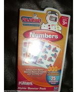 NIB Playskool Alphie Booster Pack - Numbers - $11.99