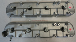 LS9 Corvette Lsa LS2 LS7 Valve Covers w/ Gaskets And Bolts Bare New Gm - $210.00
