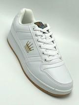 Men's Troop Crown Low White | Gum Sneakers  - $69.00