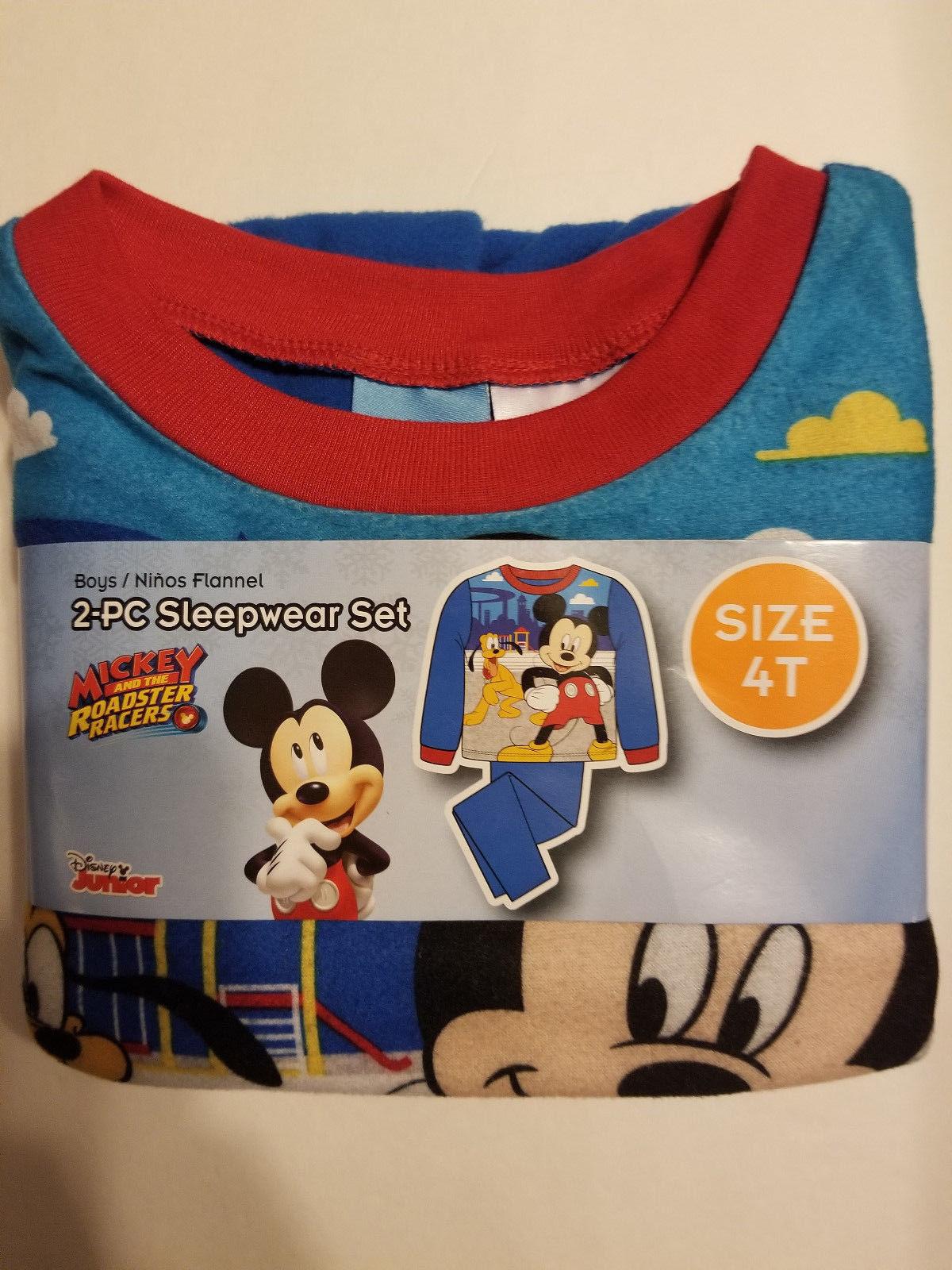 3T BATMAN DC Basic Fleece Pajamas Sleepwear Set NWT Toddler/'s Size 2T 4T or 5T