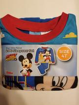 Disney Mickey Mouse Toddler Boys 2pc Pajamas Set Sizes-2T,3T,4T NWT  - $11.99