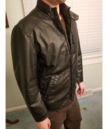 Men's M Sonoma Life Style Faux Leather Motorcycle / Fashion Jacket - $20.54