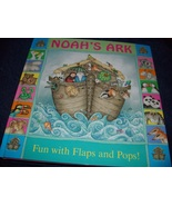 Noahs Ark Flaps and Pop-Up Book - $7.99